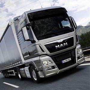 беспилотные грузовики германия